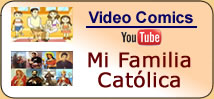 Mi Familia Católica - Video Comics - Parte 1